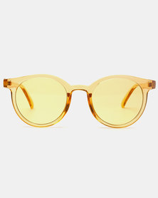 Naked Eyewear Scout Sunglasses Yellow