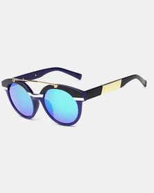 Naked Eyewear Rae Sunglasses Blue