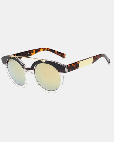 Naked Eyewear Rae Sunglasses Tortoiseshell