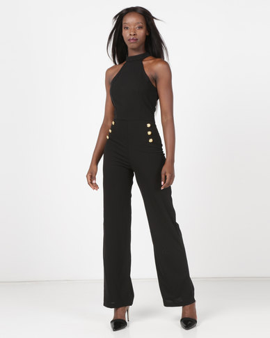 AX Paris Jumpsuit Black