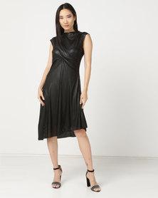 MARETH & COLLEEN Faye Dress Black