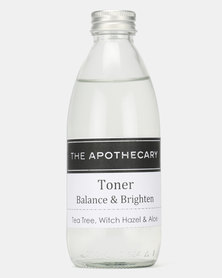 The Apothecary Balance & Brighten Herbal Toner