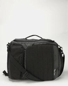 Pierre Cardin Dual Functioning Bag Black