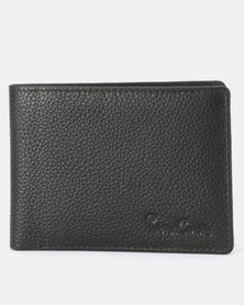 Pierre Cardin James Billfold Black