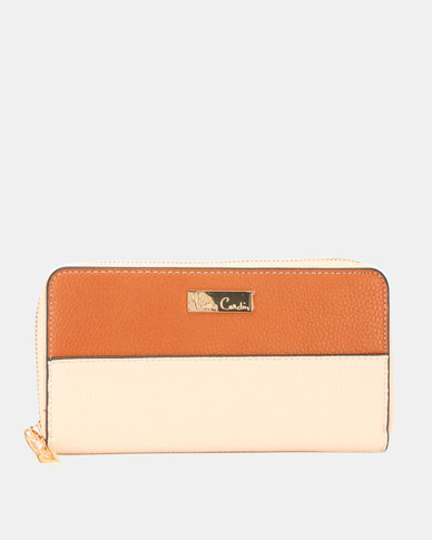 Pierre Cardin Serena Purse Tan/Nude