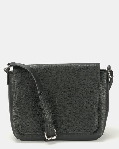 Pierre Cardin Blair Crossbody Bag Black