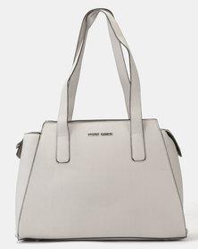 Pierre Cardin Hanna Top Handle Bag Grey