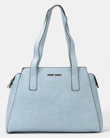 Pierre Cardin Hanna Top Handle Bag Blue