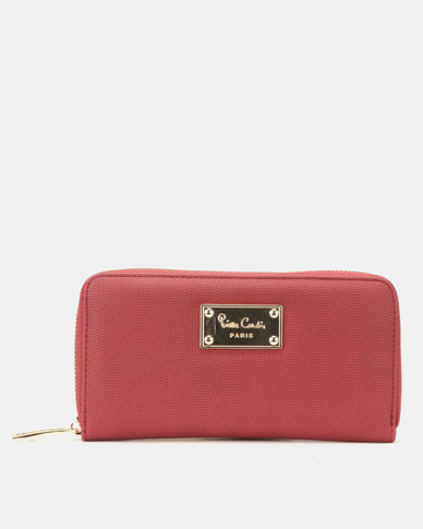 Pierre Cardin Hanna Purse Burgundy