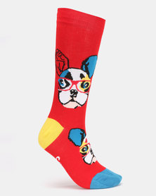 Sexy Socks Max Bamboo Socks Multi