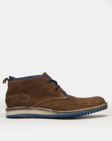 Grasshoppers Tracker Boots Coffee
