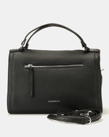 Fiorelli Wimbledon Soft Barrel Grab Bag Black