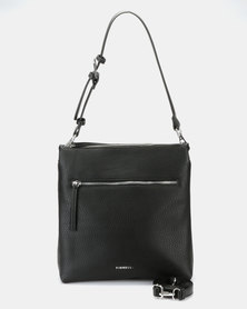 Fiorelli Elliot Mini Satchel Bag Black
