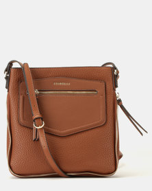 Fiorelli Faith North/South Crossbody Bag Chestnut