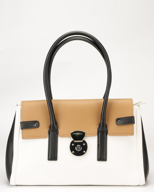 Fiorelli Liberty Shoulder Bag Toffee Mix