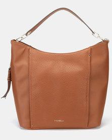 Fiorelli Robyn Slouchy Hobo Bag Chestnut