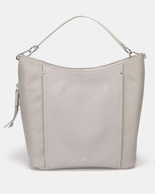 Fiorelli Robyn Slouchy Hobo Bag Steel
