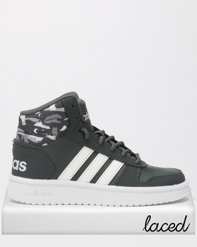 5f79b0737 adidas Originals Hoops Mid 2.0 K Sneakers Multi