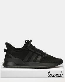 adidas Originals U Path Run Sneakers Core Black/Core Black/Ftwr White