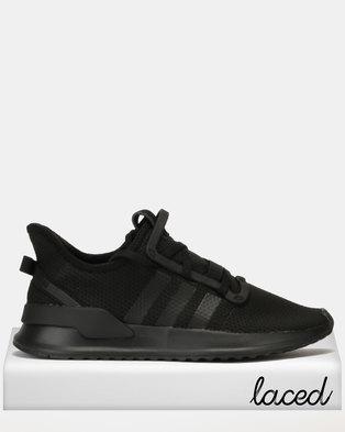 sale retailer b2f11 1f461 adidas Originals U Path Run Sneakers Core Black Core Black Ftwr White    Zando