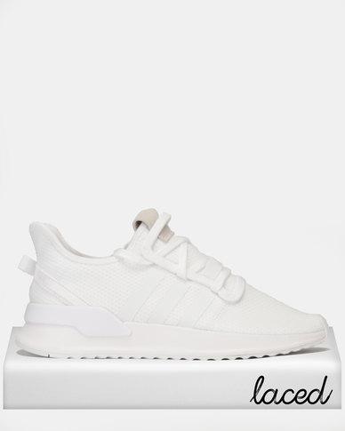 8bfa085a0a adidas Originals U Path Run Sneakers Ftwr White/Ftwr White/Core Black |  Zando