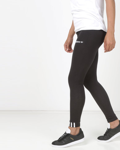 c86791e5c27 adidas Originals Coeeze Tights Black | Zando