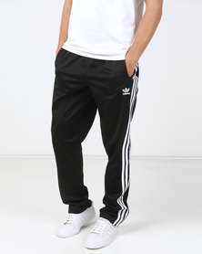 adidas Originals Mens Firebird Track Pants Black