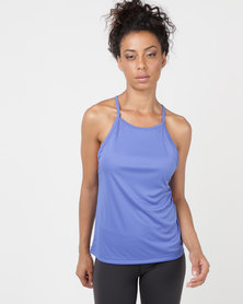 Reebok Performance Workout Myt Tank Blue
