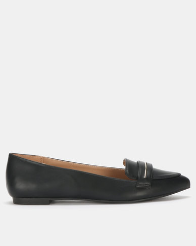 Call It Spring Agroilla Flats Black