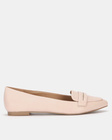 Call It Spring Agroilla Flats Pink