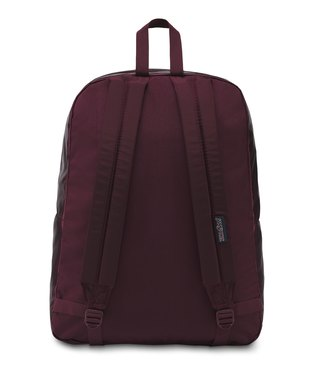 205e6b3a814 JanSport High Stakes Backpack Russet Red Rose Gold