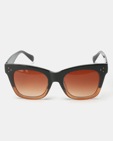 You & I Must Have Sunglasses Grad Brown