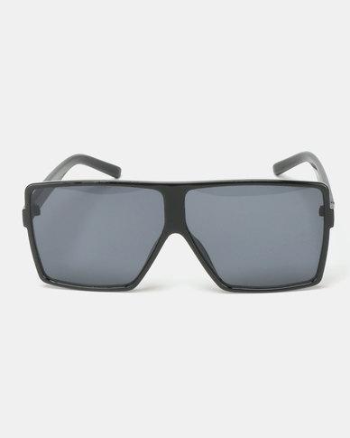 You & I  Look At Me Sunglasses Black