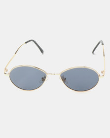 You & I Jimmy Sunglasses Gold