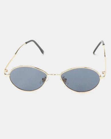 You & I Jimmy Sunglasses Gold