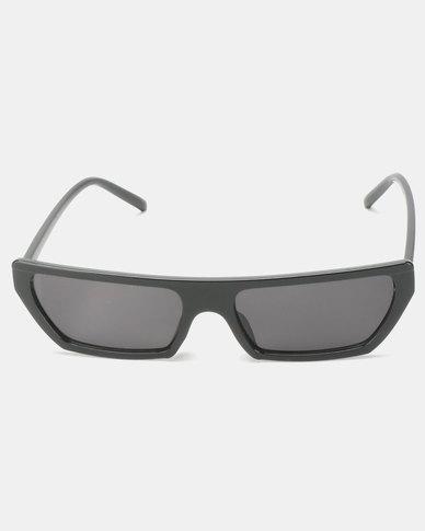 You & I Trendy Sunglasses Black