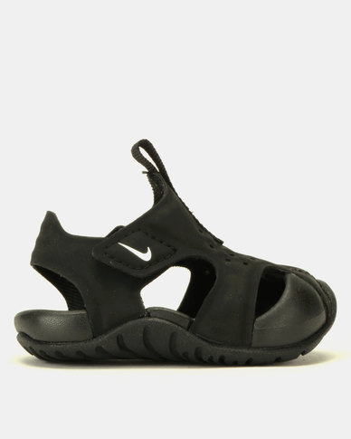 8d89a2f69517 Nike Sunray Sandals Black