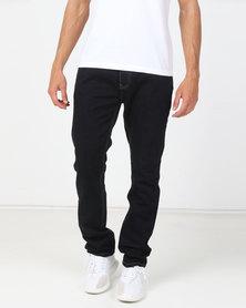 Bellfield Slim Fit Jeans Indigo
