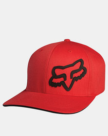 Fox Forty Five Prostyle Snapback Red