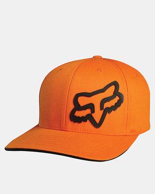Fox Forty Five Prostyle Snapback Orange 98c93534fad