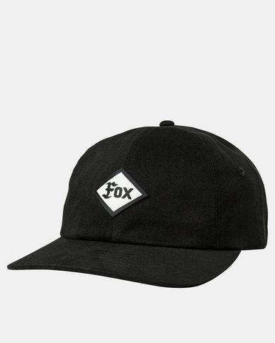 Fox Whata Peach Cap Black