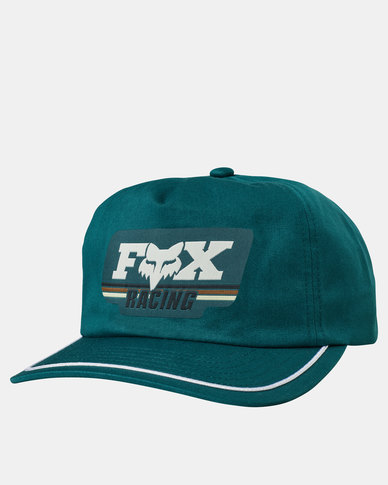 Fox Retro Trucker Cap Jade