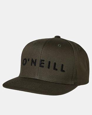 O Neill Mateo Cap Grey f1a8d54632e1
