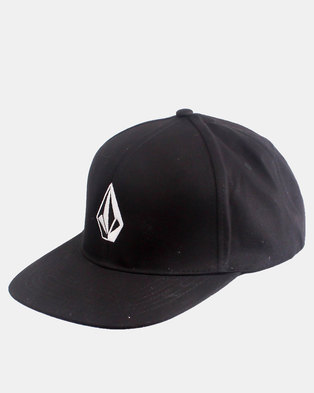 Volcom Stone Snapback Hat ded38b9c1194