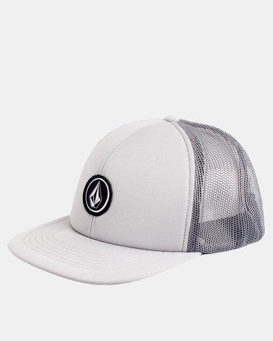 Volcom Quarter Cheese Hat Grey
