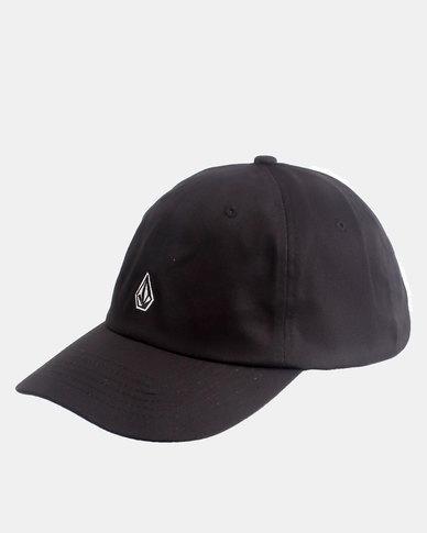 Volcom Dad Hat Black