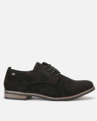 Miss Black Alpha Slip On Shoes Black