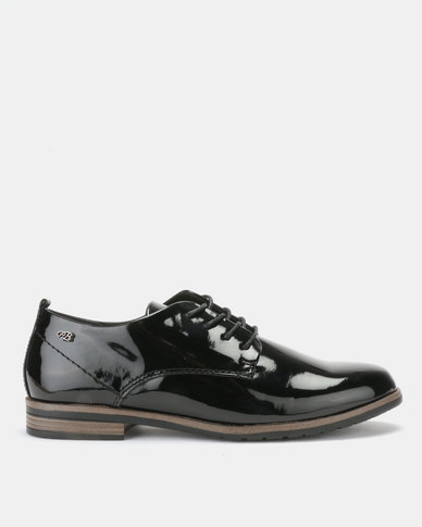 Miss Black Alpha 2 Slip On Shoe Black Patent