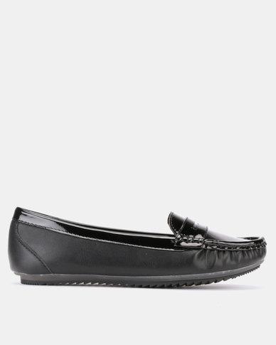 Vita Slip On Black Salta Shoes Dolce l3JcTK1F