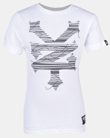 Zoo York Boys Tee White